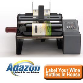 Wine Label Applicator