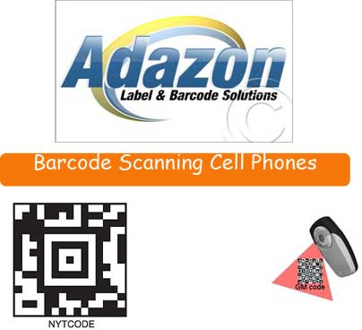 How does a barcode do such a thing? And on a cell phone?