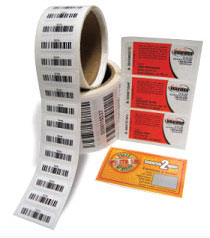 barcode and label service