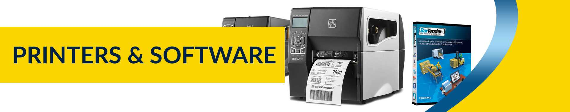 Label Printing Equipment, Software & Supplies | Adazon