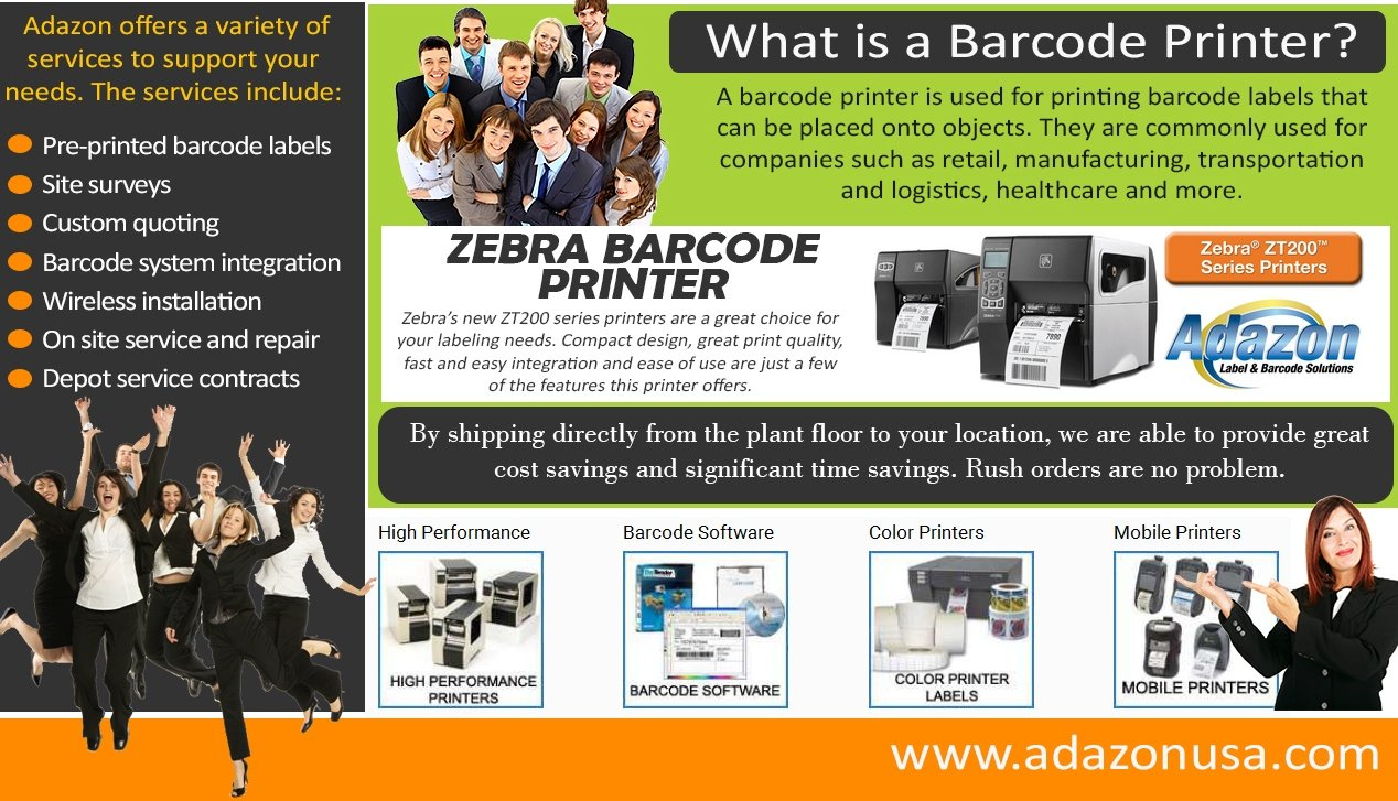 Zebra Barcode Printer Right To Identify Your Specific Need